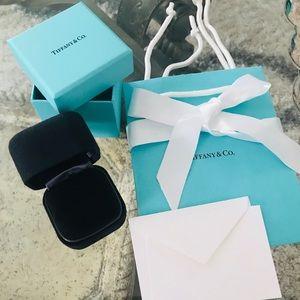 Tiffany & Co ring box